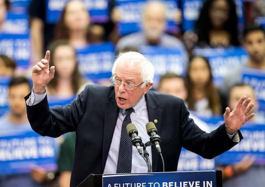 New Hampshire Menjadi Kekuatan Bernie Sanders Dalam Pemilu Amerika Serikat