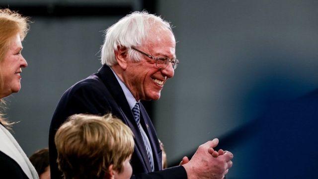 New Hampshire Menjadi Kekuatan Bernie Sanders Dalam Pemilu