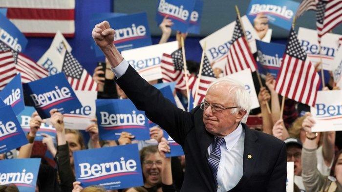 New Hampshire Menjadi Titik Permulaan Jika Revolusi Sanders 2020 Terjadi1