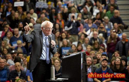 New Hampshire Dalam Bidang Politik